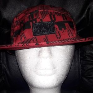 Michael Jordan JumpMan Chicago Bulls Hat Cap